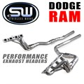 2009 - 2020 Dodge RAM Exhaust Headers by Stainless Works