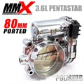 3.6L V6 Pentastar Ported and Polished Throttle Body