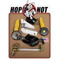 Anti Wheel Hop Complete Kit by HOP NOT - Automatic or Manual Transmission