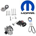 Hellcat 6.2L HEMI Crate Engine Car FEAD Basic Kit by MOPAR