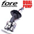 6.1L HEMI Jeep SRT8 WK1 Dual Pump Fuel System by Fore Innovations