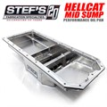 Hellcat HEMI Performance Mid Sump Oil Pan by Stef's