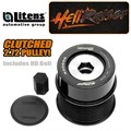 Hellcat RedEye 2.72 Clutched Pulley Kit by Litens Automotive