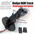 Dodge RAM Truck Dual Pump Fuel Hat by - MMX/FORE