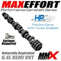 6.4L 392 VVT HEMI MAX EFFORT NA Performance Camshaft by Modern Muscle Xtreme