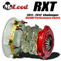 2011-2012 Dodge Challenger Performance Clutch RXT Twin Disc by McLeod Racing