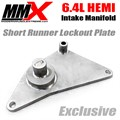 6.4L HEMI Intake Manifold Short Runner Lockout by Modern Muscle