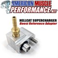 Hellcat Supercharger Boost Reference Adapter by American Muscle Performance