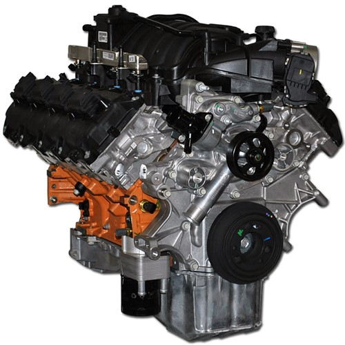 6 4L HEMI Crate Engine