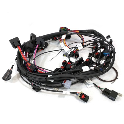 gen 3 hemi engine wiring harness rh modernmusclextreme com hemi wiring harness for sale 6.1 hemi wiring harness
