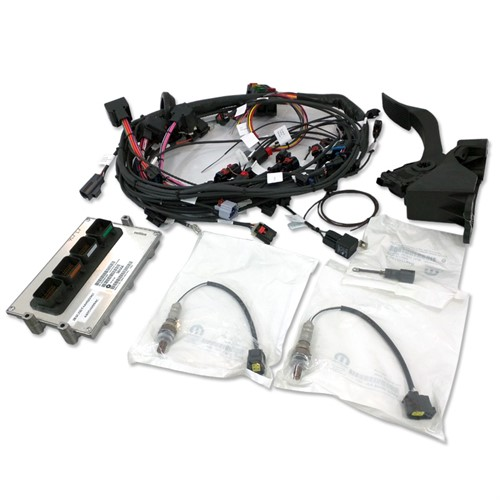 147 5 7l hemi vvt engine management package 5.7 hemi stand alone wiring harness at panicattacktreatment.co
