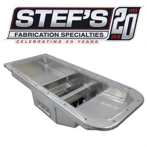 Sump Mail: HEMI Performance Mid Sump Oil Pan By Stef's