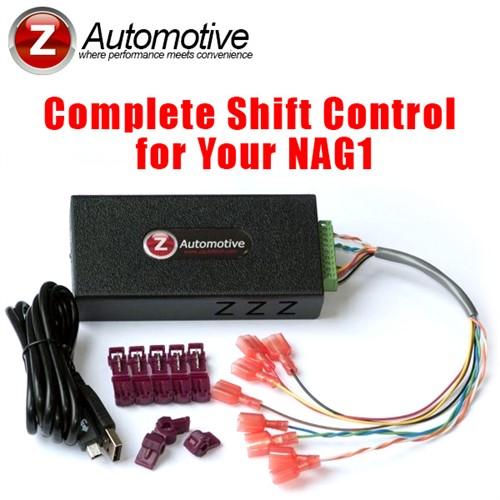 TranZformer 1st Gen Shift Kit/Line Lock Kit for the NAG1 by
