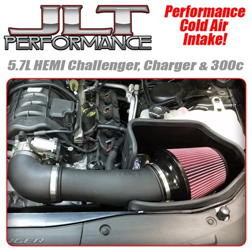 2011 2020 Charger 5 7l Hemi Cold Air Intake By Jlt