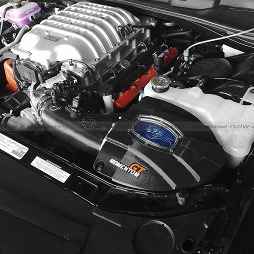 Hellcat aFe Cold Air Intake and 95mm Throttle Body Package by Modern