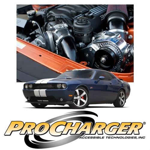 Centrifugal Supercharger Horsepower: 2016 Dodge Challenger 6.4L HEMI High Output