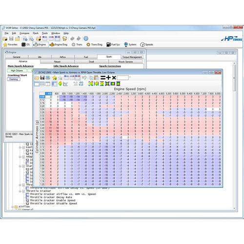 HEMI Engine Performance Pro Tuner by HP Tuners