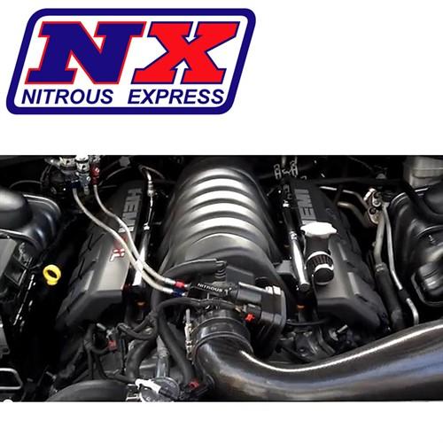 dodge charger scat pack nitrous 2.2L HEMI Nitrous Kit - Plate System by Nitrous Express