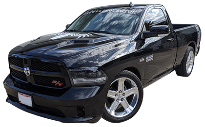 2018 Dodge RAM Truck Hellcat HEMI Conversion Build by MMX / ModernMuscleXtreme.com
