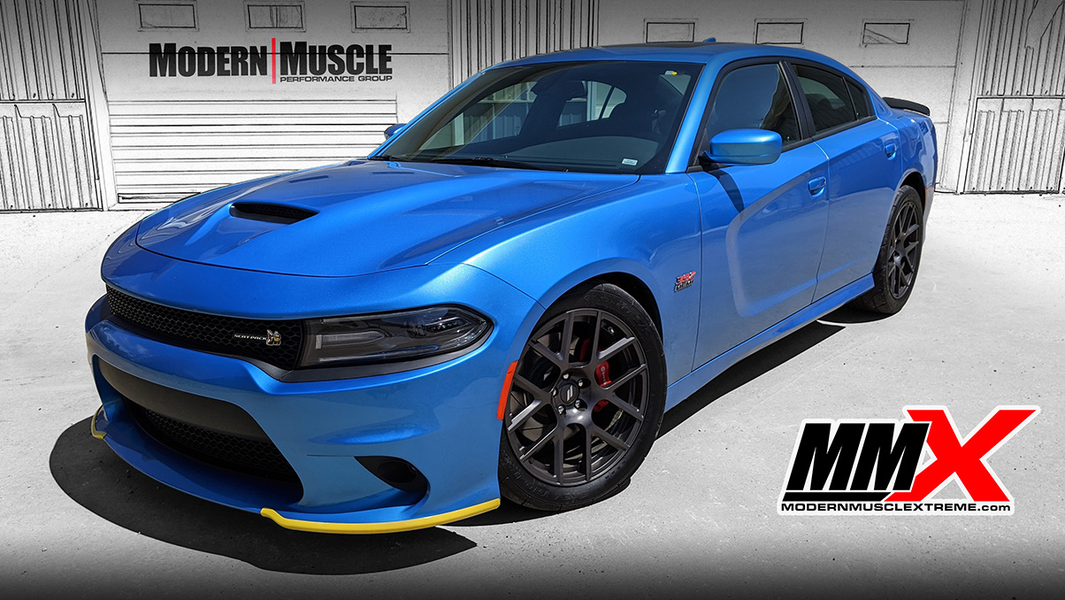 2018 Charger Scat Pack HEMI 392 Build by MMX / ModernMuscleXtreme.com