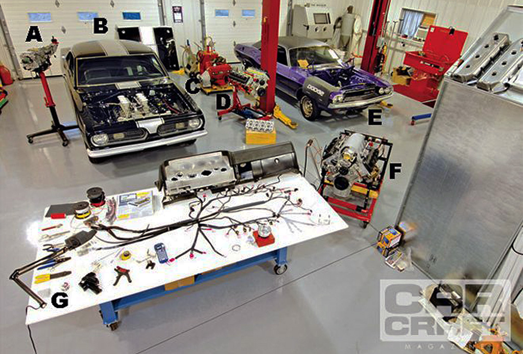 Dave Weber of Modern Muscle Performance featured in Carcraft ...