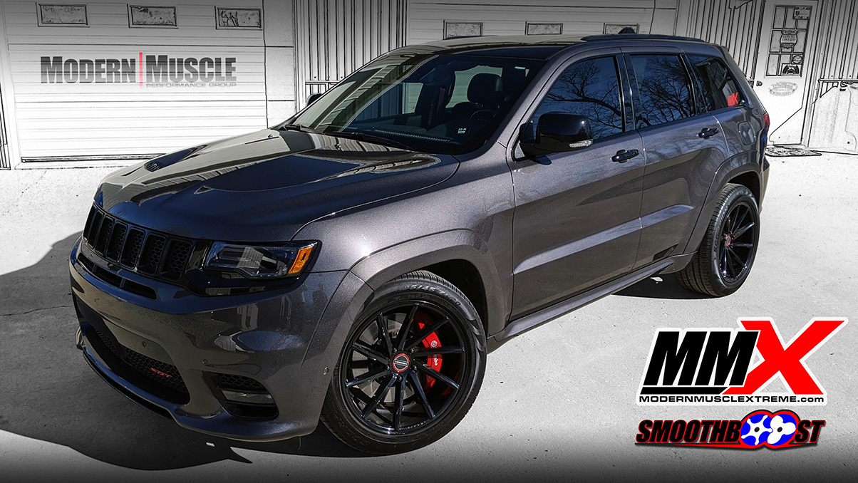 2019 Jeep SRT Gen4 2.9L Whipple Supercharger Install and More by MMX / ModernMuscleXtreme.com