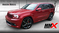 2006 Jeep SRT8 405 HEMI Stroker Build and Whipple Supercharged by Modern Muscle Performance