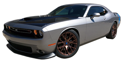 Kevin's 2015 Dodge Challenger Scat Pack Build by Modern Muscle Performance / Modern Muscle Xtreme