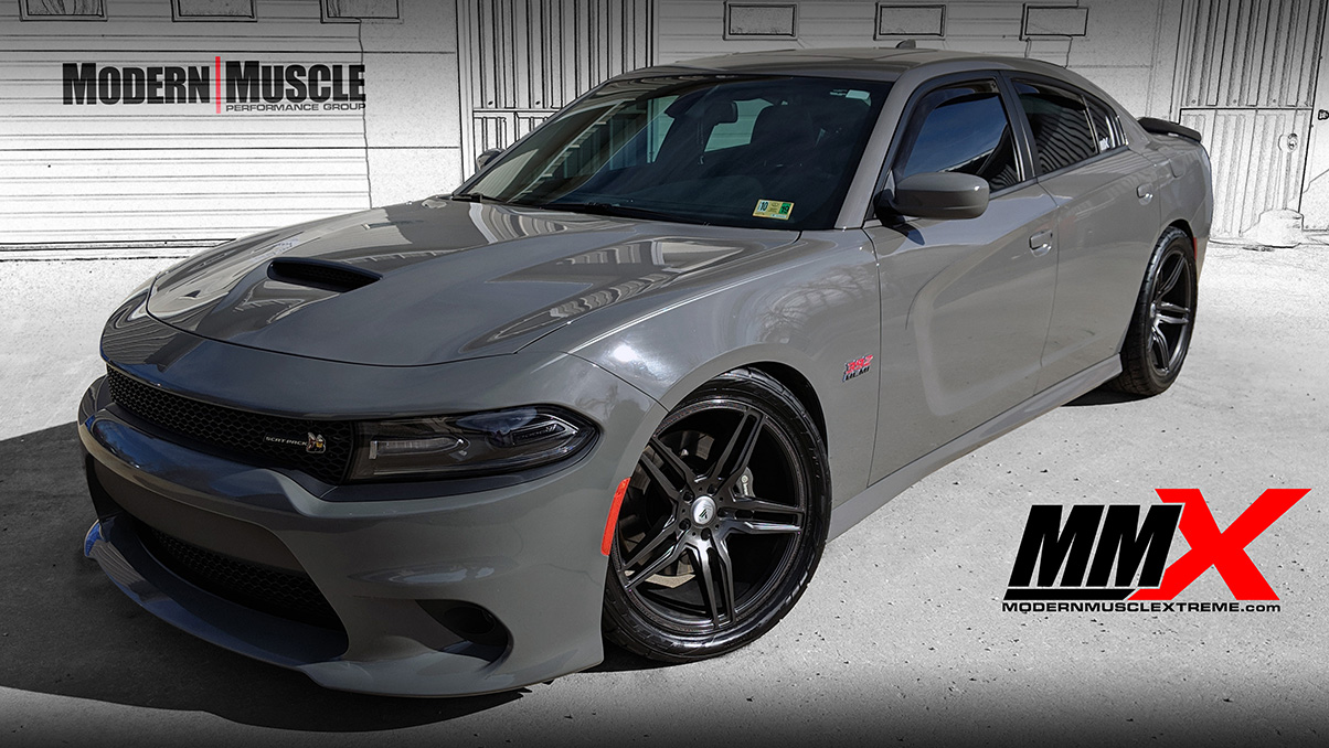 2018 Charger Scatpack HEMI 392 Build by MMX / ModernMuscleXtreme.com