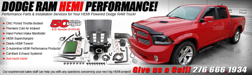 Dodge Ram Truck Performance Parts