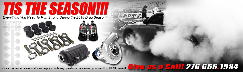 ModernMuscleXtreme HEMI Drag Racing Parts Support!