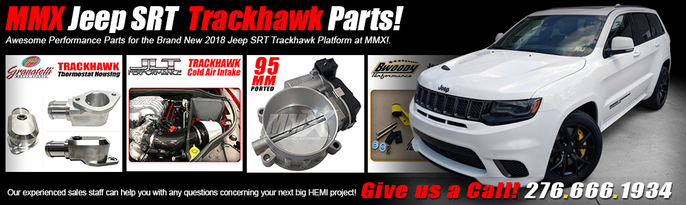 Trackhawk performance parts at MMX / ModernMuscleXtreme.com