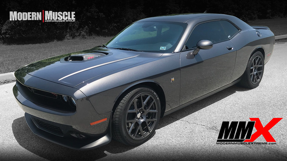 2016 Challenger Scatpack HEMI 392 Build by Modern Muscle Performance