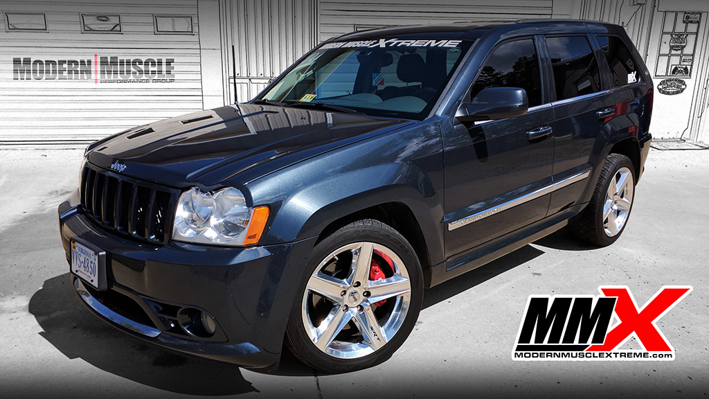 2007 Jeep SRT Whipple 2.9L Supercharged Build by Modern Muscle Performance