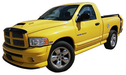 Mike's 2005 Dodge Ram Truck Build by Modern Muscle Performance / Modern Muscle Xtreme
