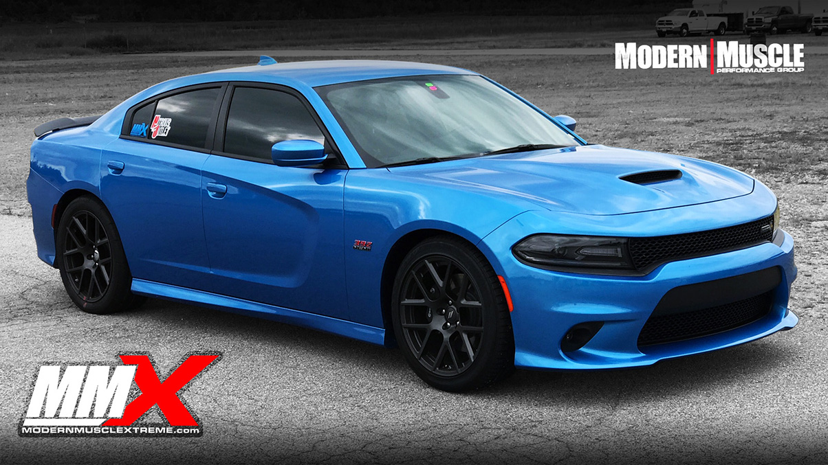 2016 Charger Scatpack HEMI 392 Build by MMX / ModernMuscleXtreme.com